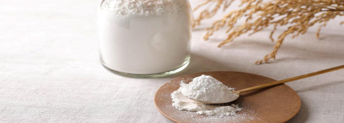 金芽米の米粉シリーズ