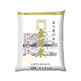 金芽米 特別栽培米 長野県産コシヒカリ